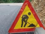 Oprezno zbog odrona i radova