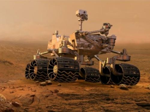 NASA-in rover Perseverance na Marsu obavio probnu vožnju