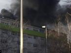 Veliki požar u studentskom domu u Zagrebu, evakuirali su studente