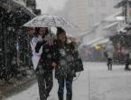 Stiže nam snijeg, hladna fronta nadomak BiH