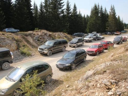 FOTO: Na Vran planini služena misa za poginule duvandžije