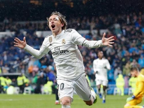 Modrić nakon 300 nastupa za Real Madrid: Želim ih još 100