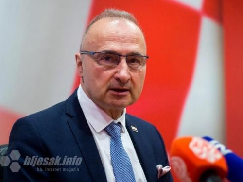 Grlić Radman: Nitko u EU ne zagovara podjelu BiH