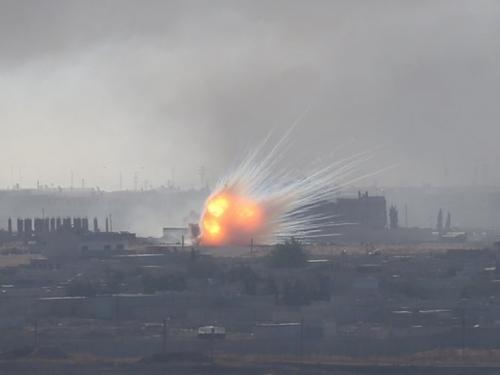 Turska ofenziva na Kurde, počela humanitarna katastrofa, skoro pola milijuna ljudi bez pitke vode