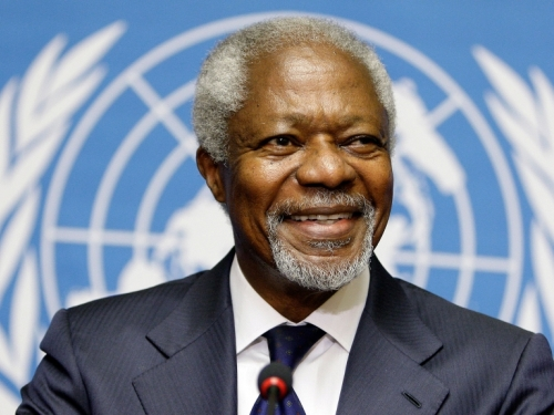 Umro bivši glavni tajnik UN-a Kofi Annan