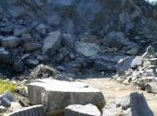 Jablanica: Radnik poginuo u kamenolomu