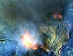 Pogledajte kako veliki požar u Kaliforniji izgleda iz svemira