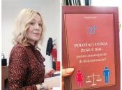 Ramkinja Daniela Jurčić izdala knjigu o položaju žena u BiH