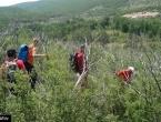 Potraga za staricom na području Tomislavgrada i dalje traje