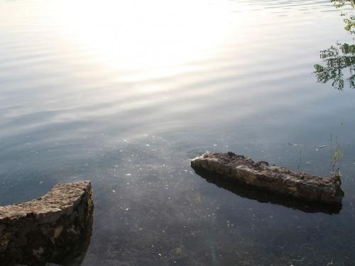 Započeo preljev vode na brani HE Rama