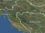 Novi potresi pogodili Hrvatsku, epicentar bio u BiH