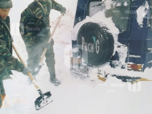 Na današnji dan: Specijalci ugušeni i zatrpani u snijegu