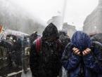 Sukob njemačke policije i demonstranata na prosvjedima protiv restrikcija