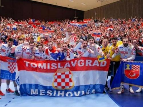 Pratite uživo doček rukometaša u Mostaru!