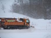 Stiže novi snijeg, u većini Hercegovine kiša