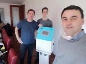 Respirator napravljen u BiH certificiran u Velikoj Britaniji