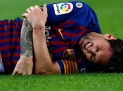 Barca potvrdila: Messi propušta El Clasico