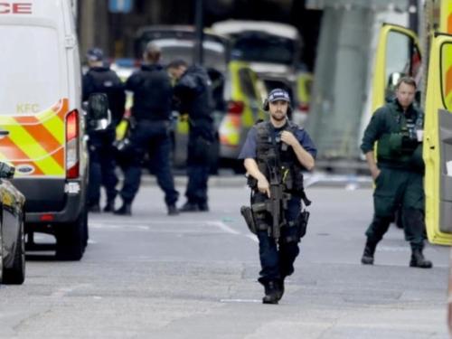 Više ozlijeđenih u pucnjavi na Londonskom mostu