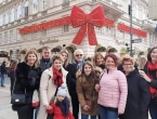 Arabelle na Cro Vienna Božićnoj zabavi