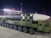 Sjeverna Koreja predstavila ogromnu interkontinentalnu balističku raketu