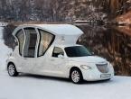 Pogledajte najluđu limuzinu za mladence na svijetu!
