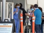 U SAD-u 55.000 novozaraženih