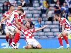 Hrvatska je u osmini finala: Vatreni pobijedili Škotsku
