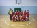 Najmlađe ramske košarkašice odigrale svoju prvu utakmicu