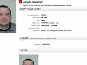 Interpol raspisao crvenu tjeralicu za bjeguncem Džidićem