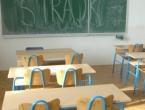 U osnovnim školama HNŽ-a održan štrajk upozorenja