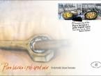 Prigodne poštanske marke HP Mostar uz Svjetski dan hrane
