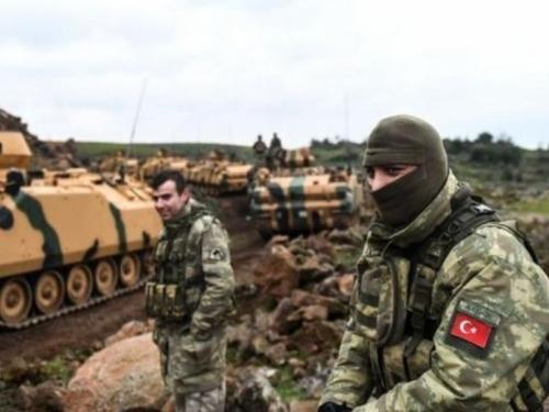 Turska vojska doživjela je teške gubitke posljednjih dana a nije ostvarila poseban napredak