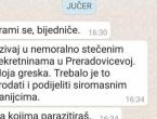 Pupovac objavio poruke koje mu je Milanović slao putem WhatsAppa