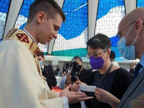 Đakon iz BiH zaređen za svećenika u Brazilu