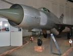 Legendarni MiG-21 Rudolfa Perešina danas dolazi u Hrvatsku