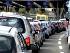 Očekuje se pojačan intenzitet prometa na graničnim prijelazima u BiH