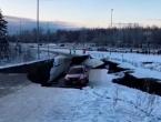 Pogledajte prizore s Aljaske nakon silovitog potresa