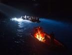 Brod s migrantima potonuo kod Lampeduse