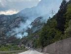 Ponovno gori nepristupačan teren u Jablanici
