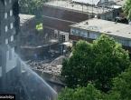Za požar kriv loš materijal na fasadi
