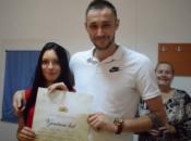 Vjenčanje iza rešetaka zeničkog zatvora: Diler oženio ljubav iz djetinjstva