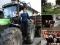 U njezinom radnom danu nema puno stanki, od ranog jutra muze krave, sprema djecu za školu