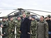 Srbija uvela policijski sat
