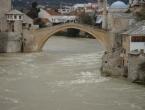 HNŽ: Razina vode u porastu, ali stanje nije alarmantno