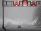 Snijeg u Hrvatskoj stvara probleme: Potpuni kaos na A1, HAK izdao upozorenje