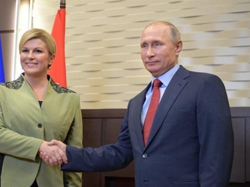 Blef Vladimira Putina: Agrokor je sredstvo, INA i HEP su cilj...