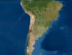 Čile pogodila dva snažna potresa, jedan je bio magnitude 7,1