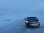 Sniježni nanosi potpuno zatvorili cestu Prozor - Tomislavgrad