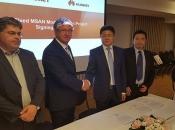 HT Eronet i Huawei potpisali ugovor vrijedan 2,5 milijuna maraka