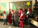 Predbožićna priredba u PŠ Lug